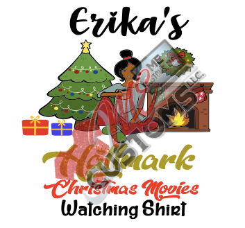 Christmas Watching Shirt - ME Customs, LLC