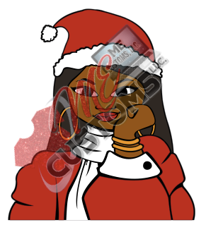 Holiday Its Me (SVG) - ME Customs, LLC