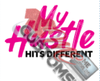 My Hustle Hits Different (SVG/PNG) - ME Customs, LLC