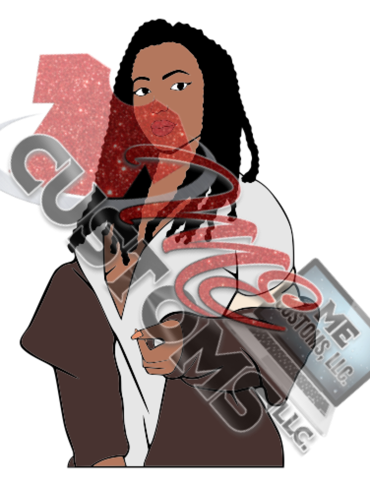 Sophie (SVG/PNG) - ME Customs, LLC