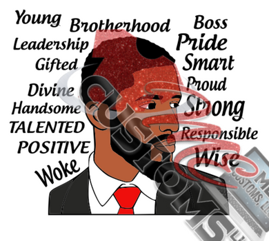 Worded Brotherhood (SVG) - ME Customs, LLC