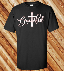 Grateful (IRON ON SCREEN PRINT TRANSFER) - ME Customs, LLC