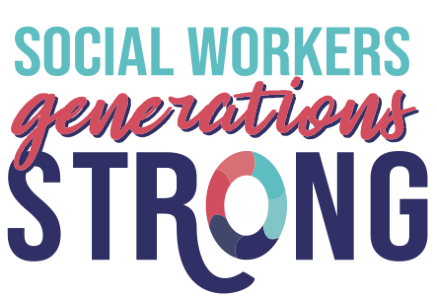 Social Workers Generations Logo (SVG) - ME Customs, LLC