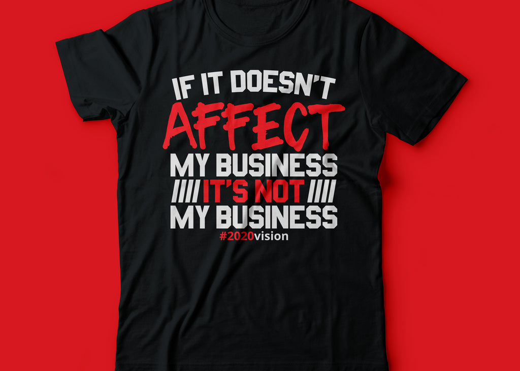If It Doesn't AFFECT.... - ME Customs, LLC