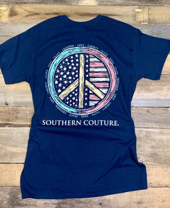 Couture-Patriotic Peace
