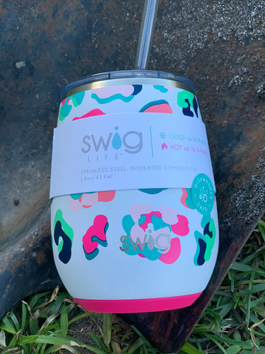 Swig-14oz Stemless Wine Cup