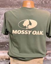 Speckle Bellies-Mossy Oak Sand Logo