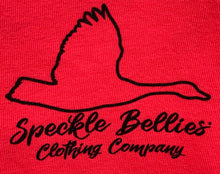 Speckle Bellies-Leopard Goose