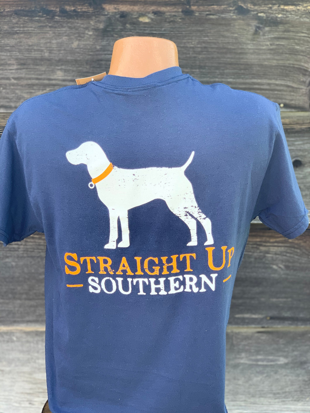Straight Up Southern-Classic Logo