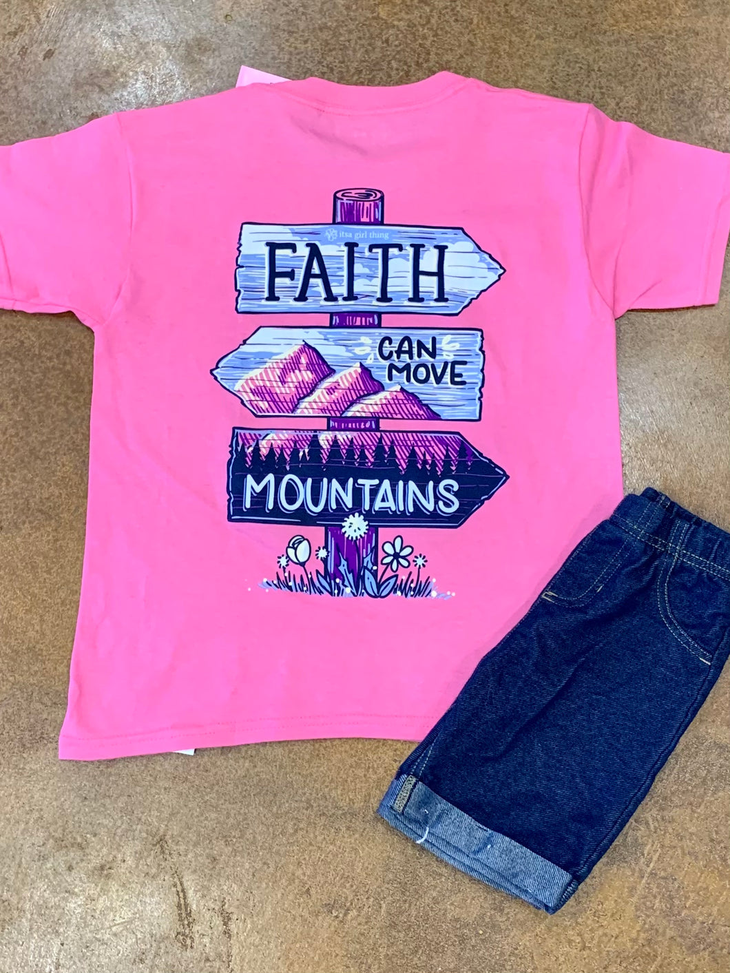 Itsa Girl-Faith Mountains (Y)