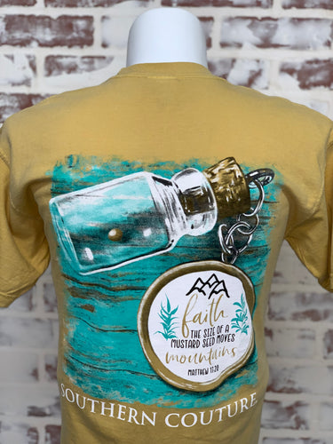 Couture Tee-Size of A Mustard Seed