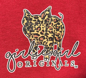 Girlie Girl-Leopard Pig