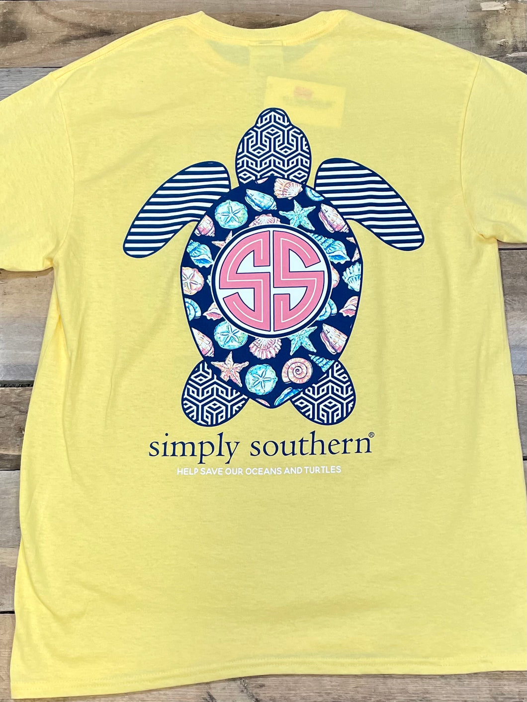 Simply Southern-Shell