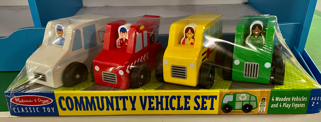 M&D- Community Vehicle Set