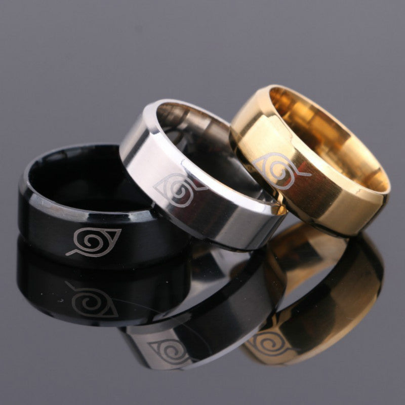 Titanium 316L Stainless Steel Rings