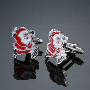 High quality men's series of red design Cufflinks