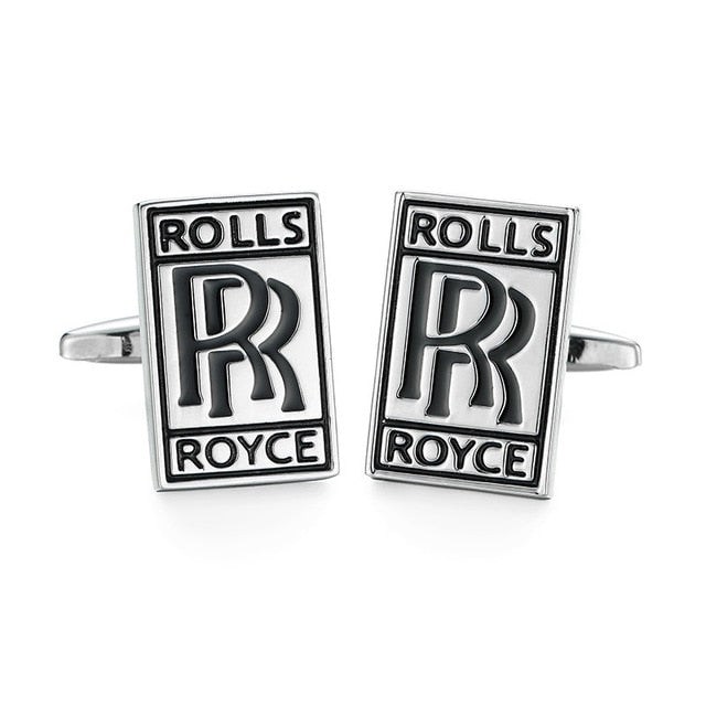 High quality car logo and vehicle cufflinks