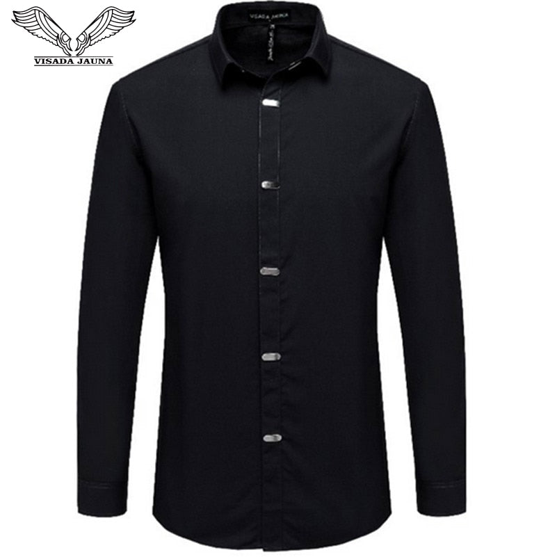 British Style Slim Fit Shirt to 4XL