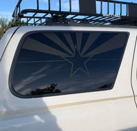 5th Gen 4Runner Decals