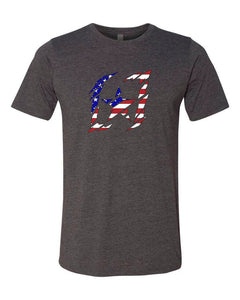 "Men's ""Old Glory"" DF Logo T-Shirt"