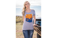 Women's Arizona State DF Tee