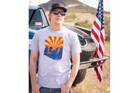 Men's Arizona State DF Tee