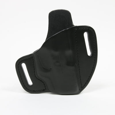 Black Holster for Glock 34 with CT 452 Laser