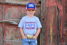 Load image into Gallery viewer, Lil Cowboy for Trump T-Shirt