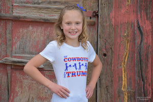 Lil Cowboy for Trump T-Shirt