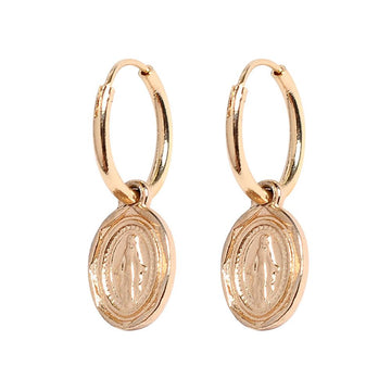 alexandra charm earrings