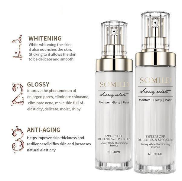 Flawless Anti-Aging Whitening + Firming Face Emulsion