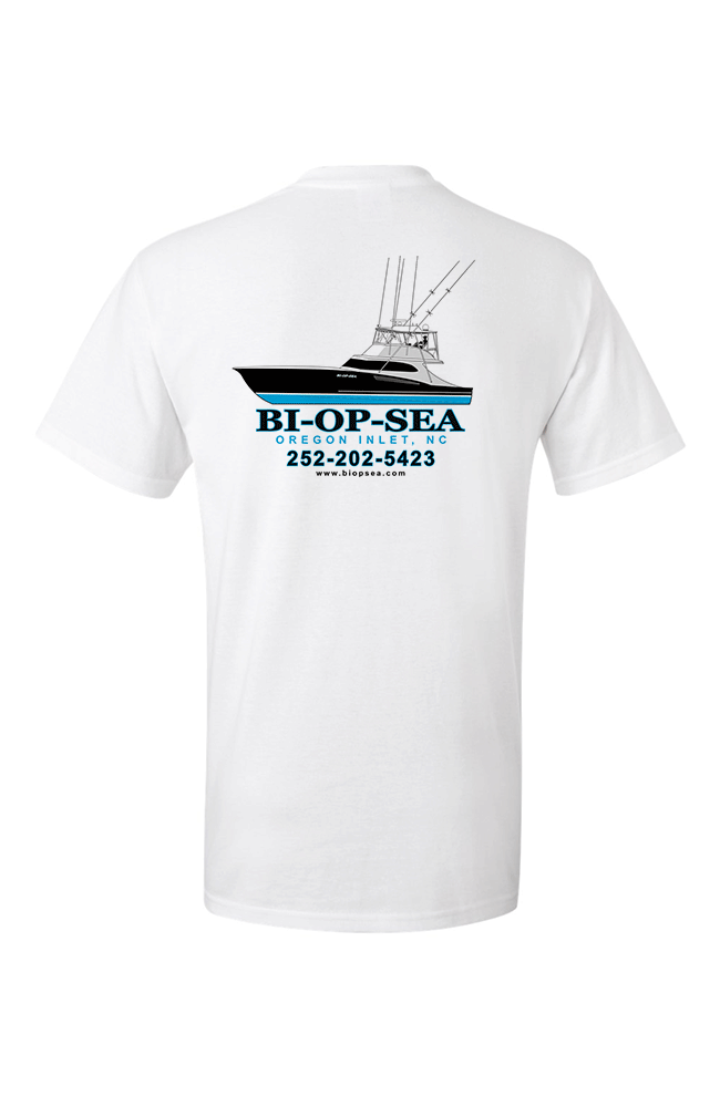 Adult Bi-Op-Sea Tee