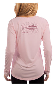 Womens Yellowfin Tuna L/S