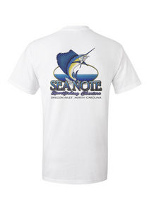 Adult Sea Note Tee
