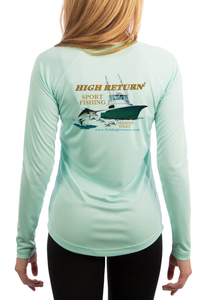 Womens High Return L/S