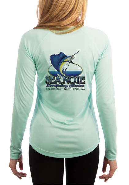 Womens Sea Note L/S