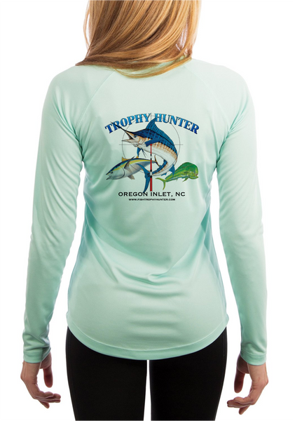 Womens Trophy Hunter L/S
