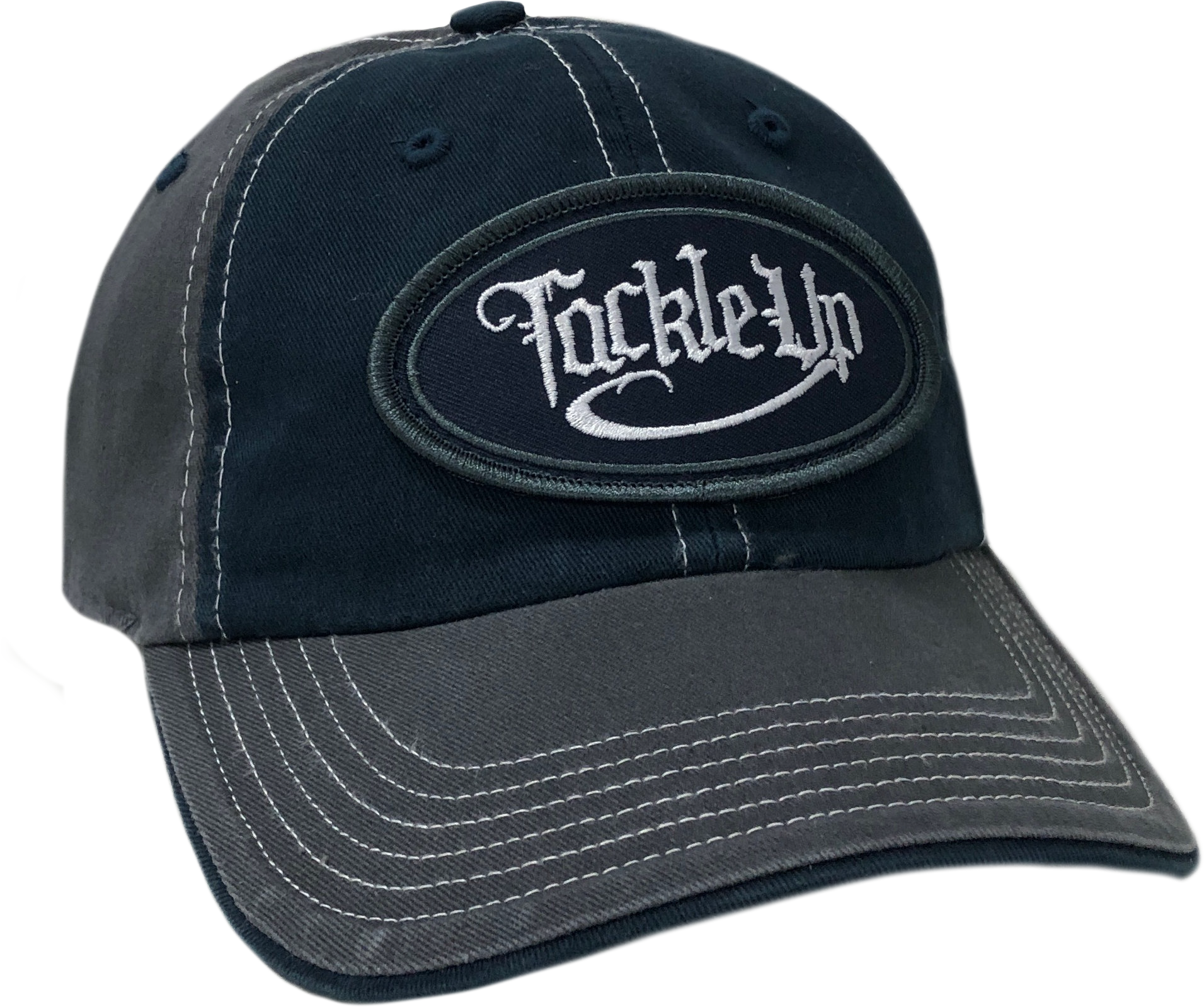 ColorWay Hat - Navy/Charcoal
