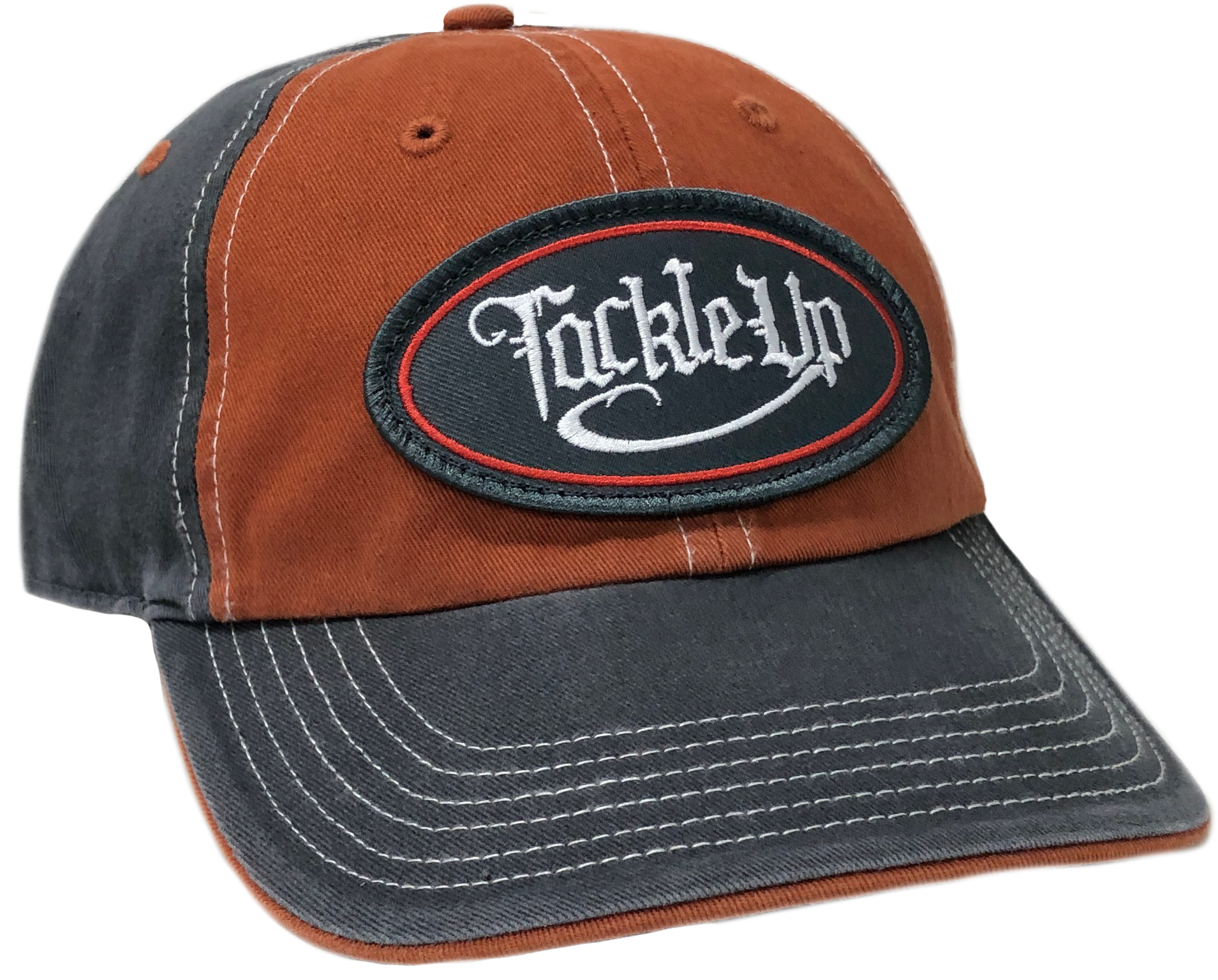 ColorWay Hat - Texas Orange/Charcoal
