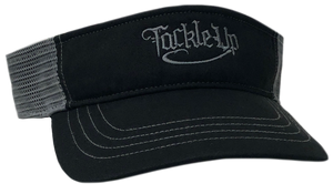 Trucker Visor - Black/Charcoal