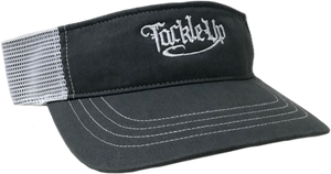 Trucker Visor - Charcoal/White