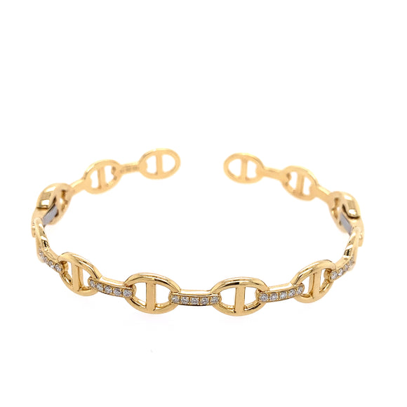 Gucci Link Bangle Bracelet
