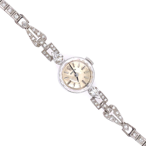 Rolex Ladies Vintage Dress Watch (Pre-owned)