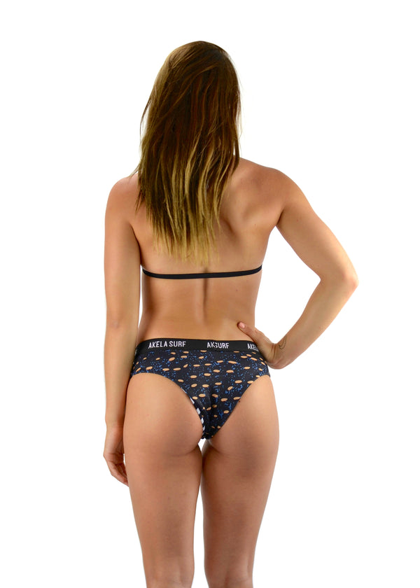Bikini Top SEPTEMBER Black