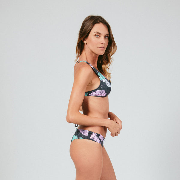 Akela Surf Bikini Top Shore side