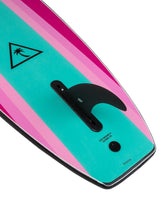 HERITAGE 8'6'' NOSERIDER - SINGLE FIN CATCH SURF
