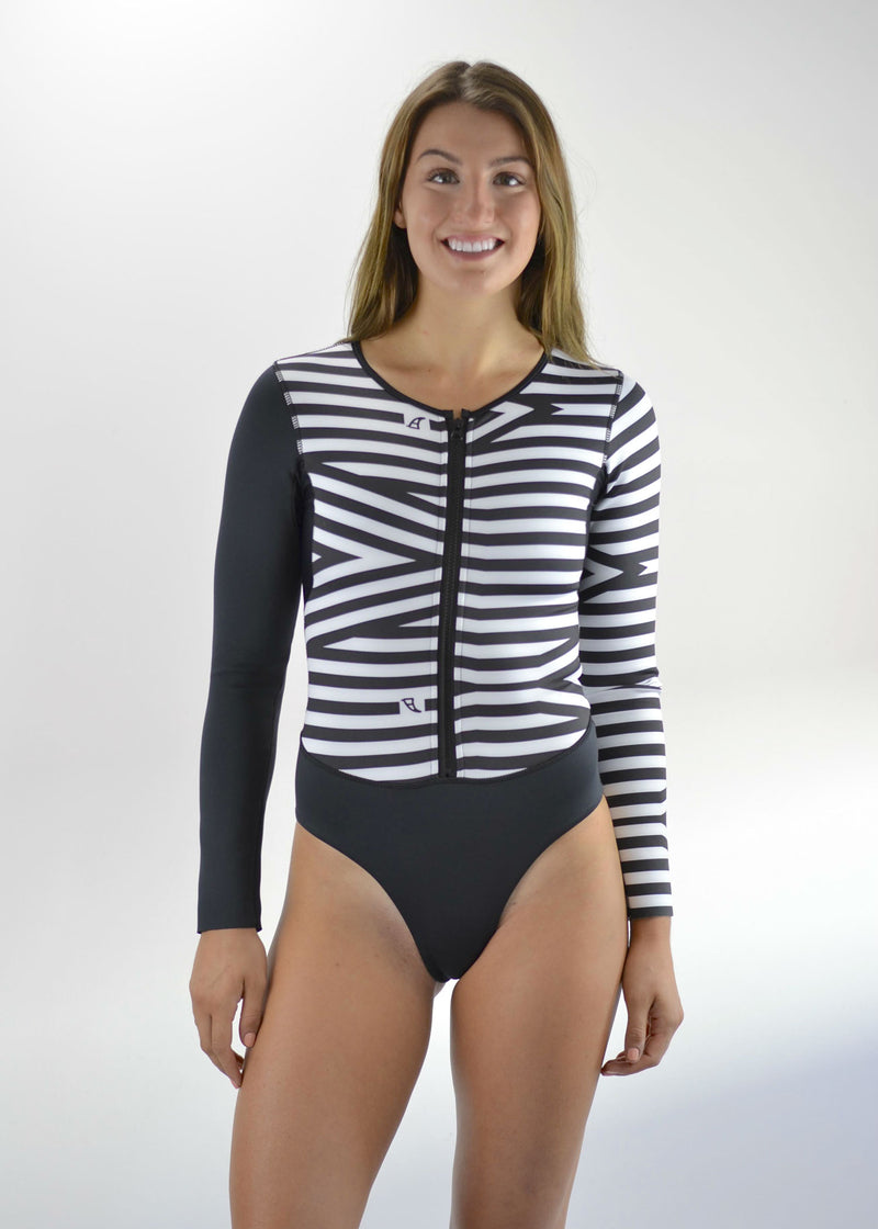 One Piece Surf Swimwear NOWAVE