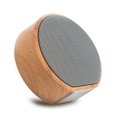 Wood Grain Wireless Speaker