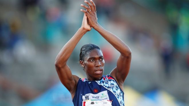 Why Caster Semenya's case is so important