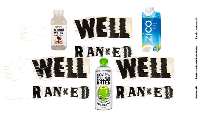 Well-Ranked: Coconut Water